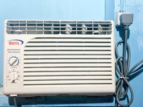Aircon 0.5HP photo