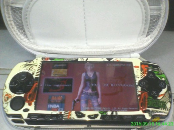 Psp1007 FAT 4gb image 2