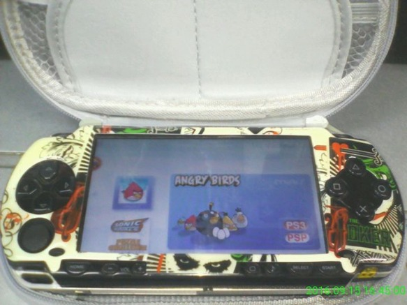 Psp1007 FAT 4gb image 3
