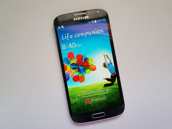 SAMSUNG S4 (32GB) LTE photo