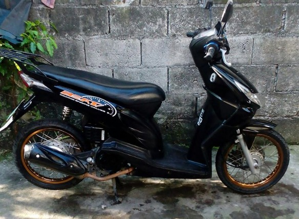 honda beat 110cc photo