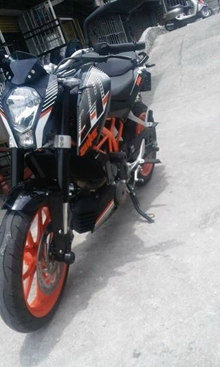 KTM Duke 390cc photo