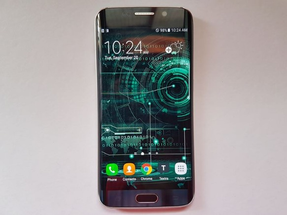 SAMSUNG S6 EDGE (64GB) photo