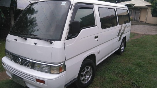 nissan urvan 2007 photo