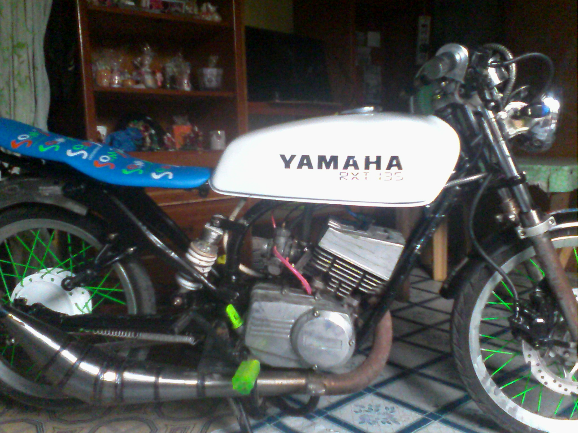 yamaha rxt 135 motorcycle photo