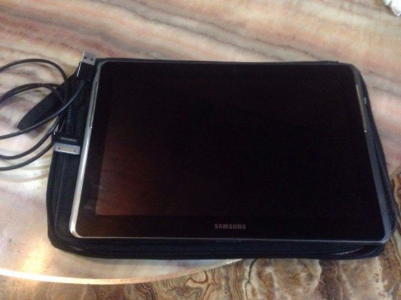 Samsung Galaxy Tab 2 photo