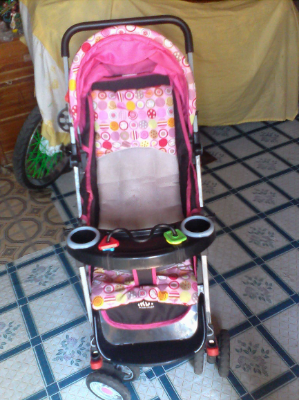 irdy stroller photo