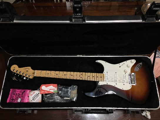 Fender Electric guitar photo