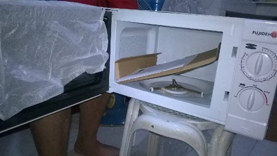 Microwave Oven (on sale cebu) photo