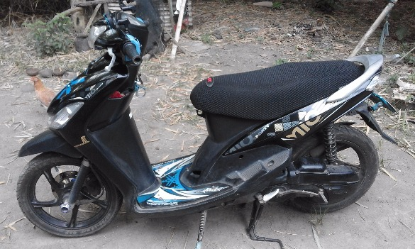 yamaha mio sporty photo