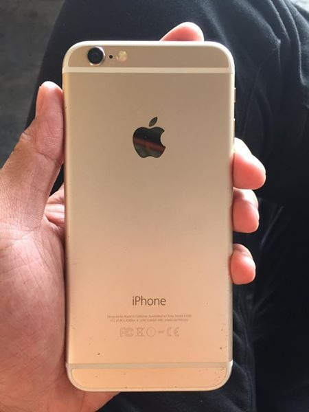 iPhone 6 64gb Gold Factory Unlock image 2