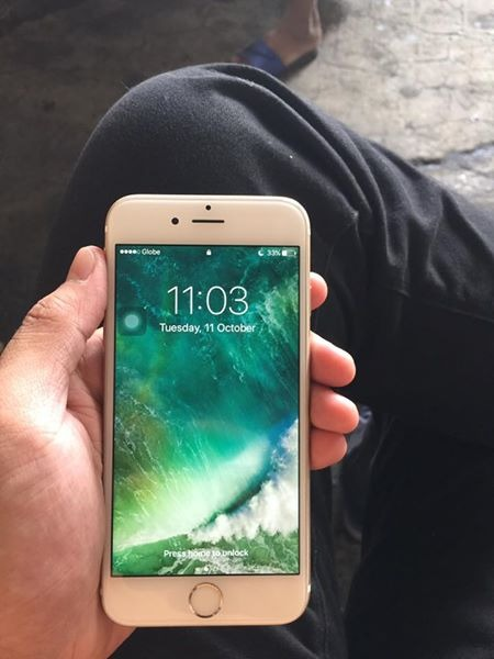 iPhone 6 64gb Gold Factory Unlock image 4