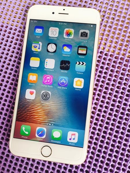iPhone 6Plus 16gb Gold Factory unlock photo