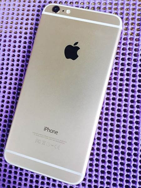 iPhone 6Plus 16gb Gold Factory unlock image 2