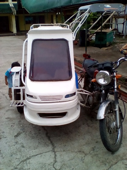 Tricycle side car photo