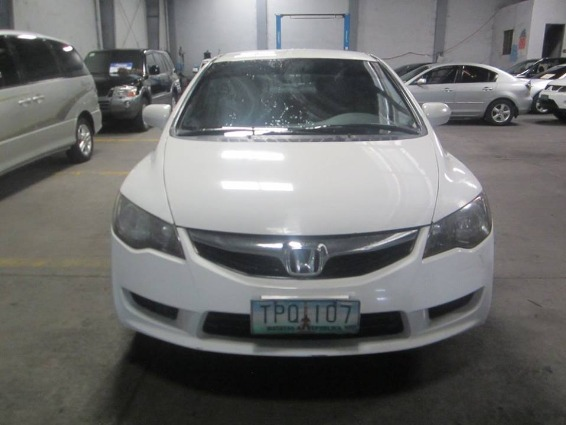 Honda Civic 2011 AT - 498T photo