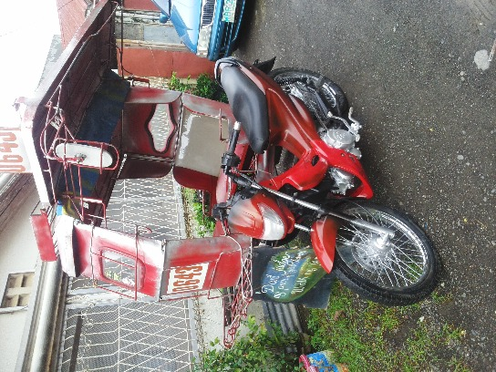 motorcycle with side car image 5