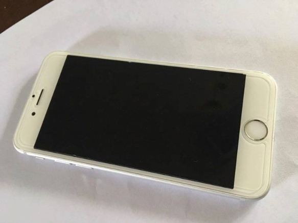 Iphone 6 16gb Silver Factory Unlocked photo