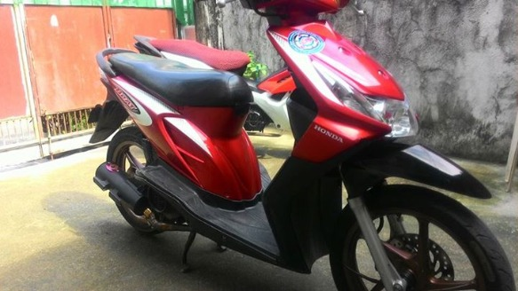 Honda beat 2011 model photo