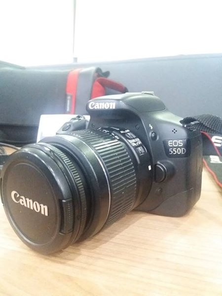 canon 550D Rush photo