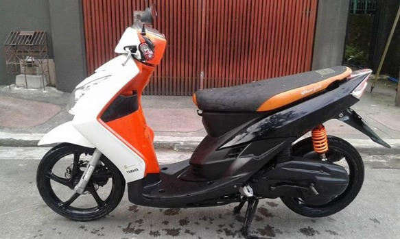 Yamaha mio soul 2012-2013 model photo