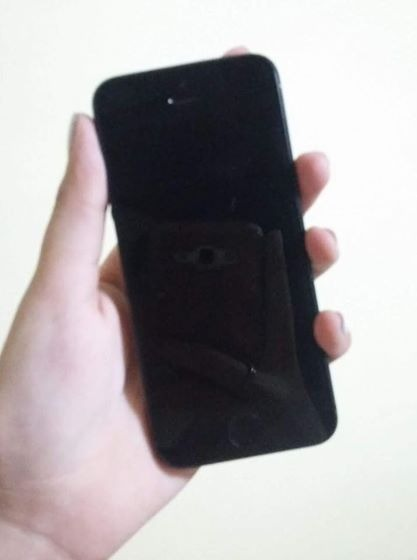 Iphone 5 16gb (Black) photo