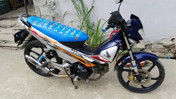 Honda xrm Rs 125 rush sale photo