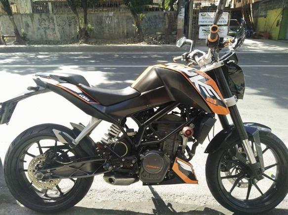 Ktm Duke 200 Used Philippines