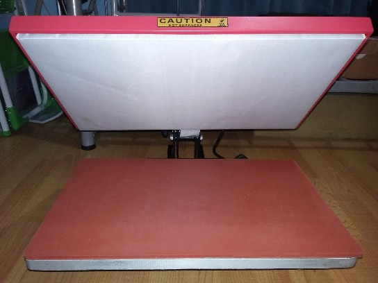 Large format HEATPRESS (40x60cm) image 2