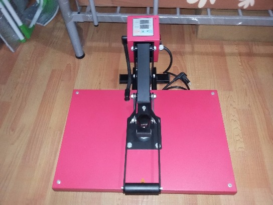 Large format HEATPRESS (40x60cm) image 4
