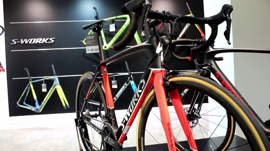 2017 Specialized S-Works Tarmac Dura-Ace photo