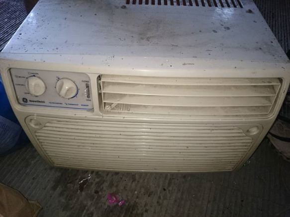 GE Aircon .5 HP photo
