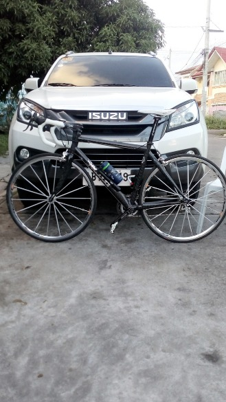 Italian road bike photo