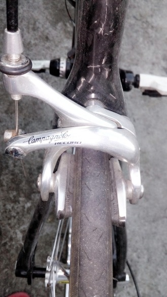 Italian road bike image 2