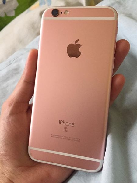 6s rose gold 16gb image 2