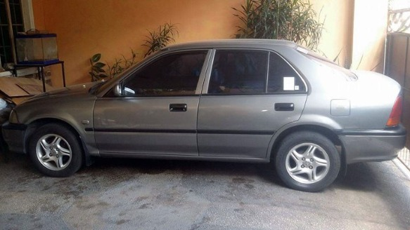 Honda city 97 photo