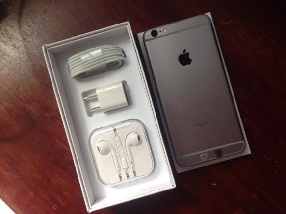 iPhone 6 PLUS 16gb Spacegray Openline via GPP Complete photo