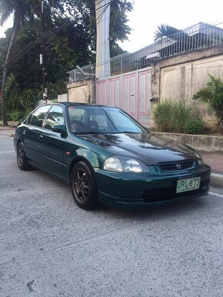 Honda Civic Lxi 1997 Model photo