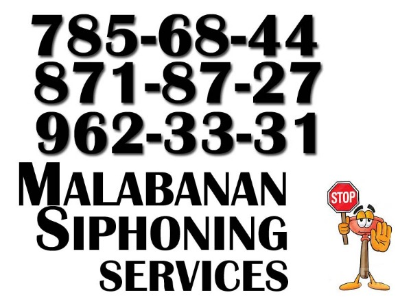 ABY Malabanan manual cleaning services @ Malabon city call us now @ 785-6844 photo