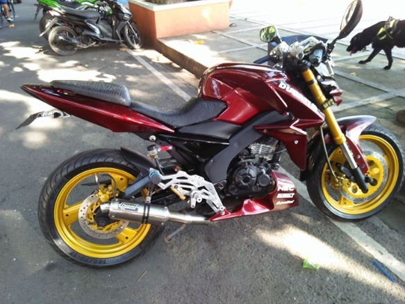 Kawasaki Ns150 Used Philippines