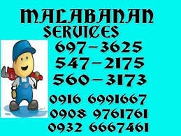 MALABANAN SIPHONING MANUAL CLEANING SERVICES 560-3173 photo