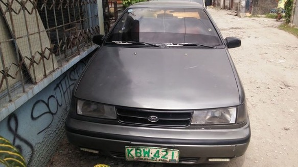 Hyundai Excel photo