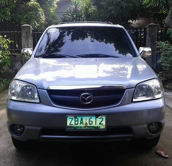 mazda tribute image 2