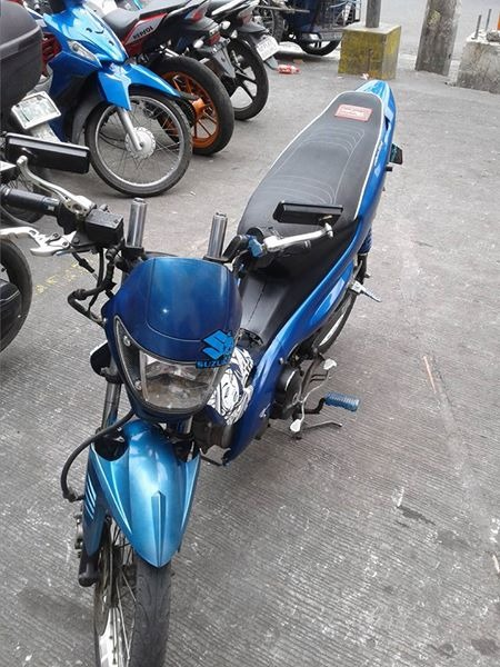 suzuki raider j 110 photo