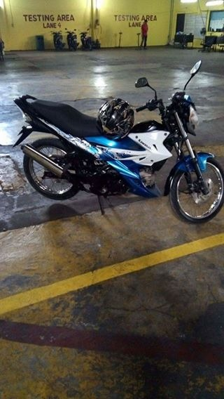 Kawasaki fury 125 photo