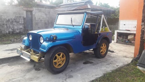 Owner jeep cj5 photo