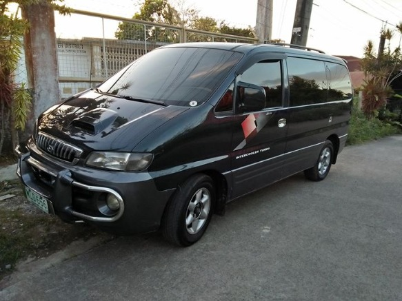 Hyundai starex svx turbo diesel photo