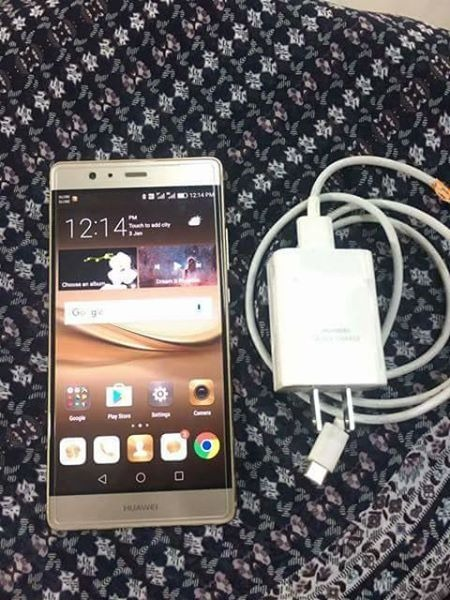 HUAWEI P9 PLUS Gold photo