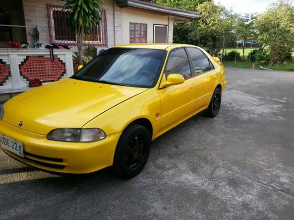 Honda esi 1995 efi photo