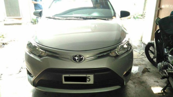 Toyota Vios 1.3J MT 2015 photo